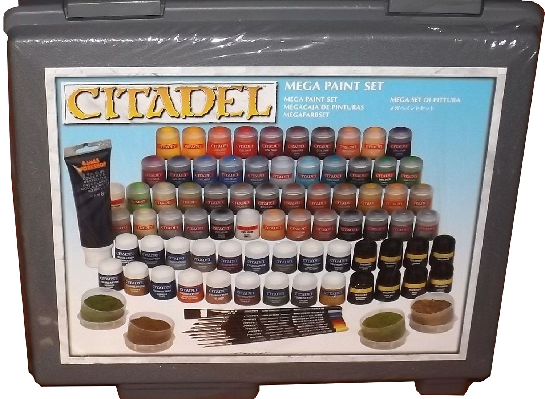 Citadel Paint Sets By Paint Colors